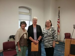 Daughters Of The American Revolution Welcome New Member