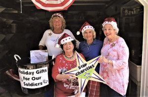 Star Charities To Begin Collecting Holiday Gifts For Wounded Soldiers