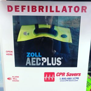Incident Leads To Boardwalk Business Purchasing AED