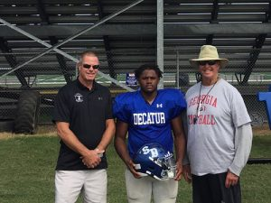 """Devin Waters Named Atlantic Physical Therapy """"Tough Guy Of The Week"""""""