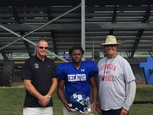 """Devin Waters Named First Atlantic Physical Therapy """"Tough Guy Of The Week"""" For 2019"""