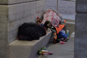 Guidance Sought On Homeless Issue At Transit Centers; Progress Reported By Outreach Team