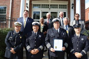 October Recognized As National Fire Prevention Month, Oct. 6-12 As National Fire Prevention Week