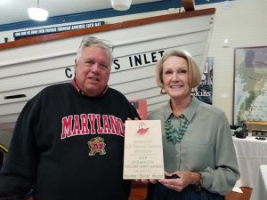 Mann Wins 2019 OC History Spirit Award