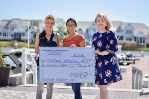 Matt Ortt Companies & OP Yacht Club Donate To Coastal Hospice
