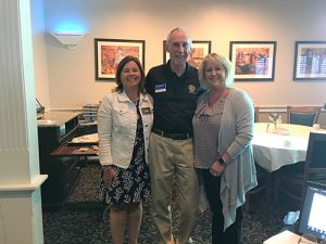 Ocean City-Berlin Rotary Club Installs New Member