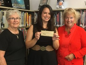 RWWC Donates To Pocomoke Library