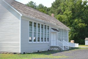 Germantown School Community Heritage Center Ceremony Set
