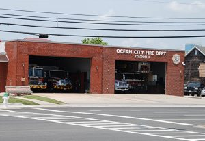 Midtown Ocean City Fire Station Staying Put