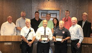 OCFD Veterans Retiring With 77 Years Of Experience
