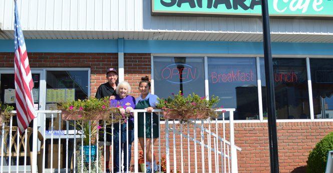Sahara Cafe Owner Retiring With Gratitude, Wonderful Memories