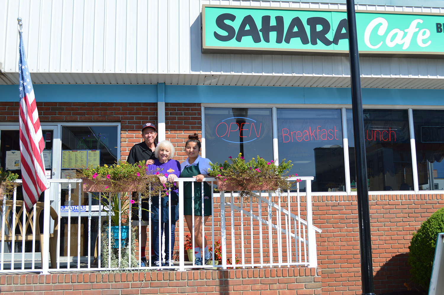 Sahara Cafe Owner Retiring With Gratitude, Wonderful Memories