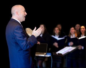 School's Vocal Ensemble To Perform At Berlin Concert