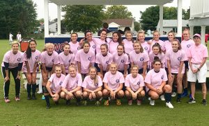 Worcester Prep Girls Wear Pink For Breast Cancer Awareness Month