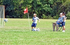 Knights of Columbus Hold Annual Soccer Challenge At Most Blessed Sacrament