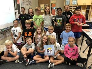 Ocean City Elementary Fourth Graders Inspired By Books In Stand Up, Speak Up program