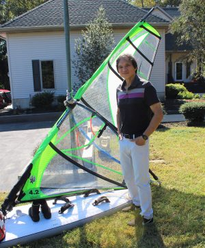 Windsurfer Recalls How A Planned One-Hour Excursion Turned Into An Overnight Adventure