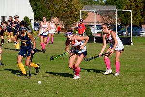 Worcester Prep Girls Win Third Straight