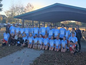 Worcester Cross Country Claims ESIAC Conference Championship