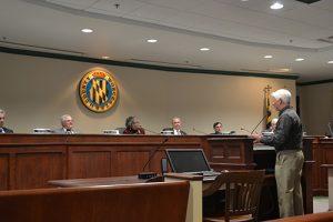Commissioners Eye EDU Appeal Process