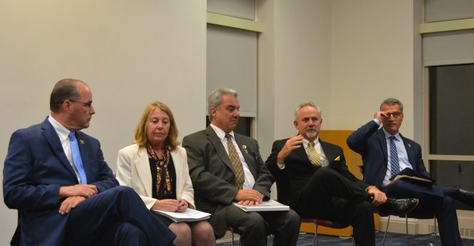 Worcester Officials Voice Many Concerns Over State Education Commission's Recommendations