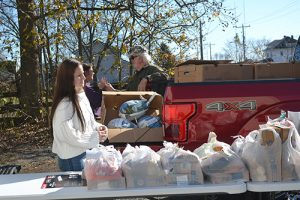Providing A Thanksgiving For Many