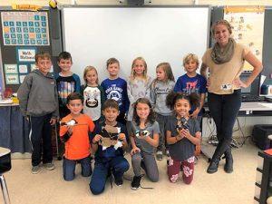 Coastal Bays Teacher Visits Ocean City Elementary