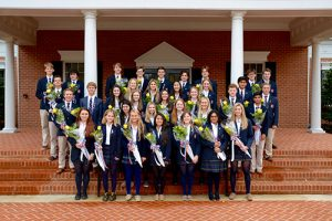 National Honor Society Inducts 36 New Worcester Prep Members