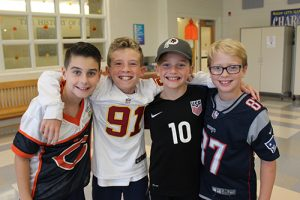 Ocean City Elementary School Celebrates Red Ribbon Week