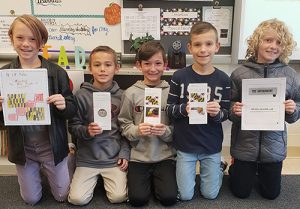 OCES Elementary Students Learn About Government