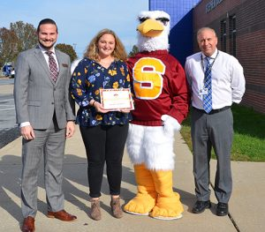 Stephen Decatur High School Counselors Host 4th Annual Senior Seahawk Week