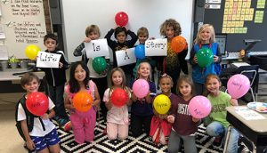 Ocean City Elementary Second Graders Await Reveal Of Writing Partners