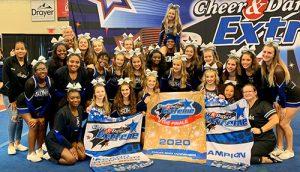 Stephen Decatur Varsity Cheerleading, Dance Team Dominate Cheer And Dance Kick-Off Classic