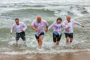 26th Annual Penguin Swim Set For New Year's Day In OC