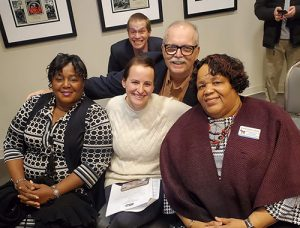 Worcester Dems Attend Maryland State Democratic Central Committee Meeting