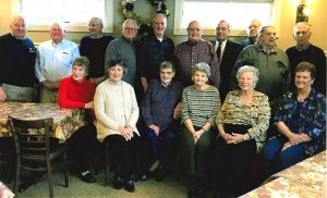 Stephen Decatur High Class Of '58 Holds Reunion