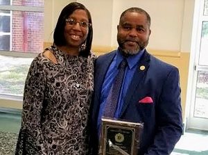 Worcester NAACP President Receives Citizen Of The Year Award