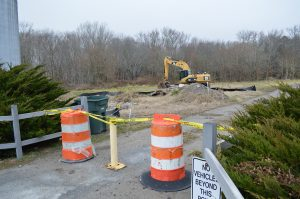 Demolition Work Cleanup Next Step For Berlin Park