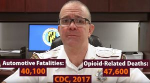 Sheriff Launches Educational Videos On Opioid Addiction