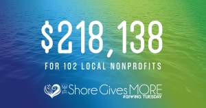 Shore Gives More Effort Shatters Previous Record; $218K Raised For 102 Charities