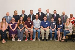 Wor-Wic Trustees Recognize Local High School Grad Scholarship Recipients