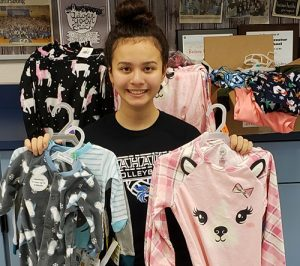 Decatur Students Collect Pajamas To Donate To Diakonia