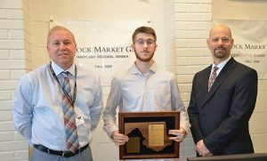 Decatur Junior, Cole Woodland Finishes First In Region  & Sixth In State In SIFMA Stock Market Game