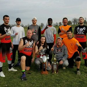 Asassins  Flag Football Dynasty Continues For 7th Straight Year