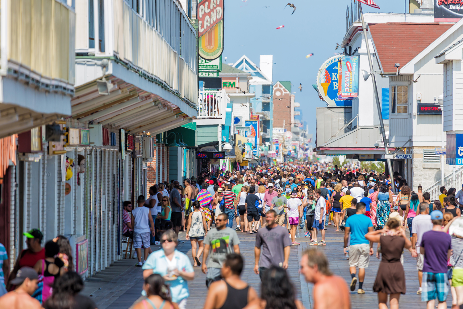 Extending Summer Weekends A Goal For Ocean City