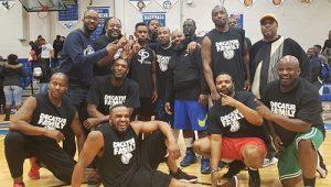 Decatur's 1990s Team Wins Alumni Classic