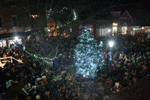 Berlin Kicks Off Holiday Season With A Bang