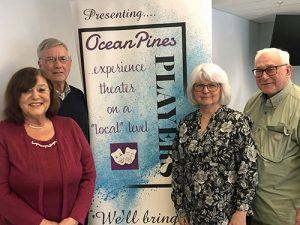Ocean Pines Players Elect New Officers, Expand Board Of Directors At Annual Meeting