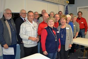 OC Sons & Daughters Of Italy Install New President, Board