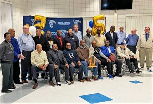 Stepehen Decatur Honors '70 Men's Basketball Team